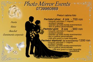 Photo Mirror Events