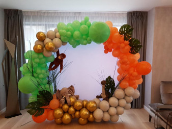 Baloane si decoratiuni cu baloane
