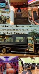 transport persoane, clasa VIP